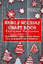 Family Craft Book Christmas Collection