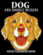 Doodle Dog Coloring Books for Adults