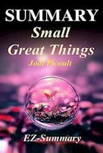 Summary - Small Great Things