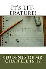 It's Lit-Erature!