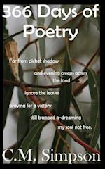 366 Days of Poetry