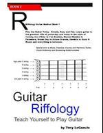 Guitar Riffology