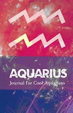 Aquarius Journal for Cool Aquarians