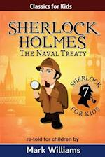 Sherlock Holmes Re-Told for Children