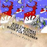 Kids Christmas Story& Activity Book for Children