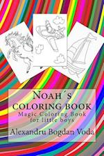 Noahs Coloring Book