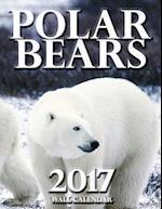 Polar Bears 2017 Wall Calendar (UK Edition)
