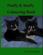 Fluffy & Muffy Colouring Book