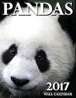 Pandas 2017 Wall Calendar (UK Edition)