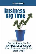 Business Big Time