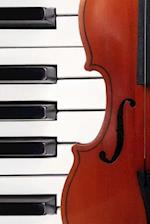 Violin and Piano Journal - Make Some Music