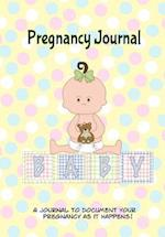 Pregnancy Journal Baby