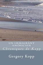 Un Immigrant Americain