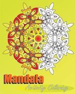 Mandala Activity Coloring