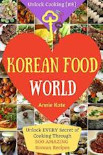 Welcome to Korean Food World