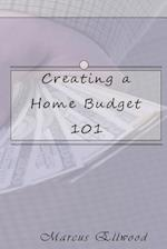 Creating a Home Budget 101