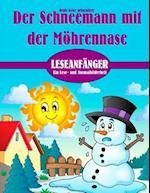 Der Schneemann Mit Der Mohrennase