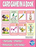 Card Game in a Book - Princess Pairs