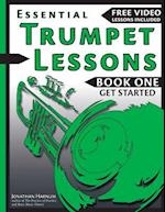 Essential Trumpet Lessons, Book One