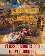 Classic Sports Car Travel Journal
