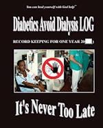 Diabetics Avoid Dialysis Log