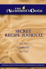Secret Recipe Journal
