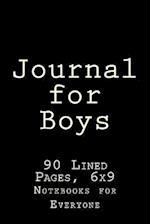 Journal for Boys