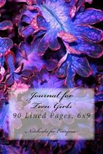 Journal for Teen Girls