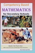 Competency Based Mathematics for Secondary Schools Book 1