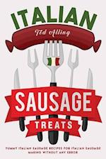 Italian Sausage Treats