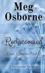 Rediscovered af Meg Osborne