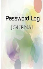 Password Log Journal