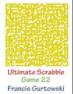 Ultimate Scabble Game 22