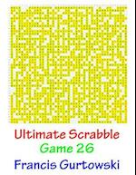 Ultimate Scabble Game 26