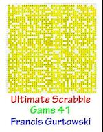 Ultimate Scabble Game 41
