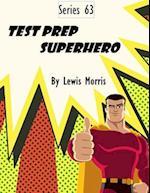 Series 63 Test Prep Superhero