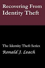 Recovering from Identity Theft