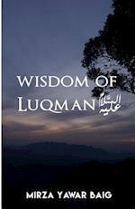 Wisdom of Luqman (A.S.)