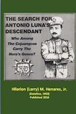 The Search for Antonio Luna's Descendant