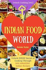 Welcome to Indian Food World