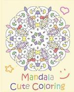 Mandala Cute Coloring