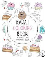 Kawaii Coloring Book