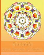 Love Passion Mandala Coloring