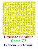Ultimate Scrabble Game 77