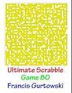 Ultimate Scrabble Game 80