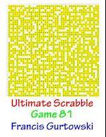 Ultimate Scrabble Game 81
