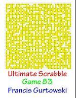 Ultimate Scrabble Game 83