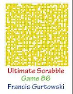 Ultimate Scrabble Game 86