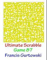 Ultimate Scrabble Game 87