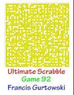 Ultimate Scrabble Game 92